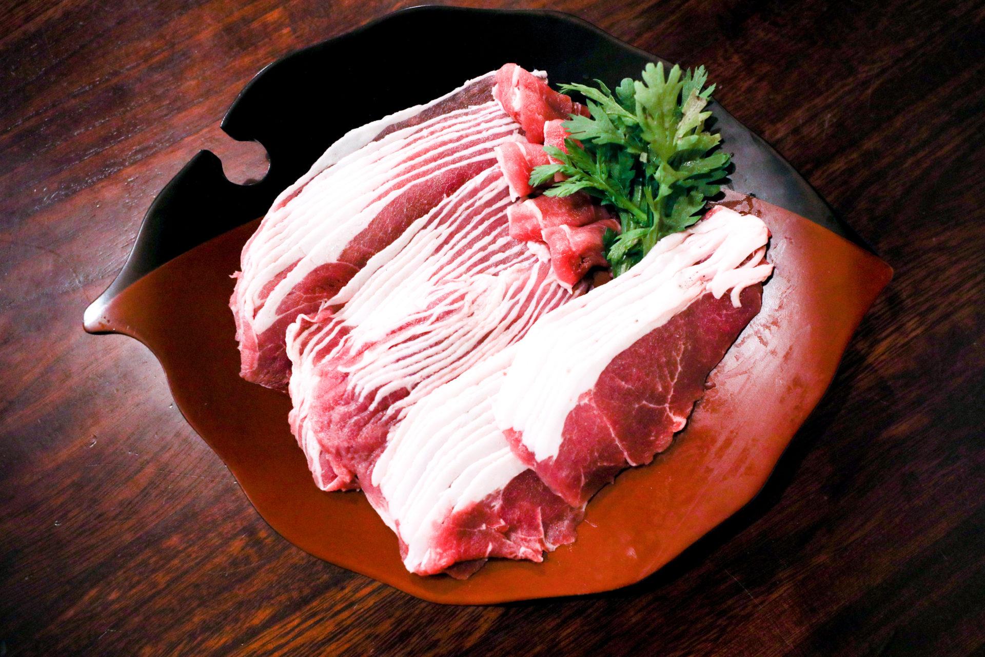 男木島の猪肉