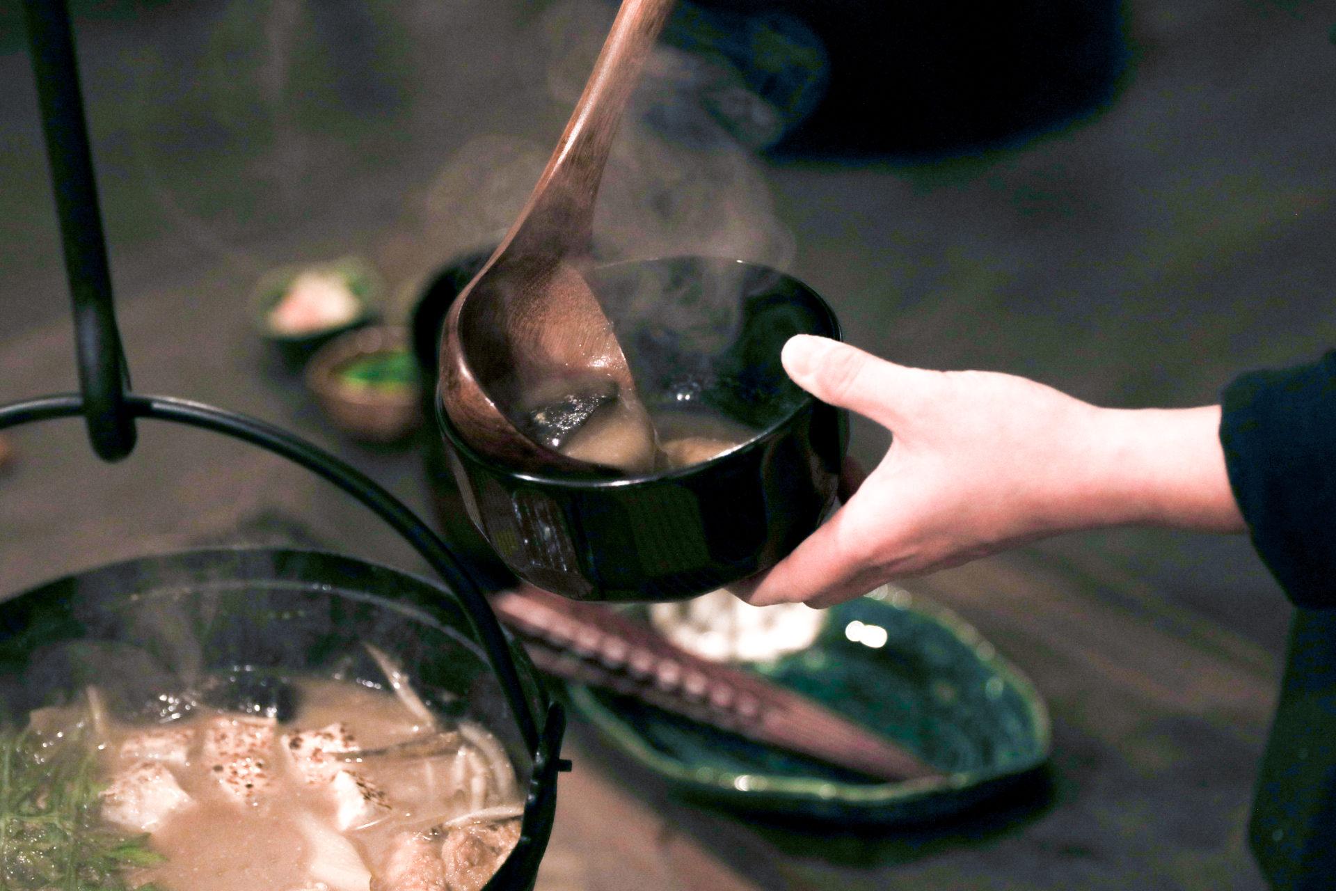 ゆくるの鍋